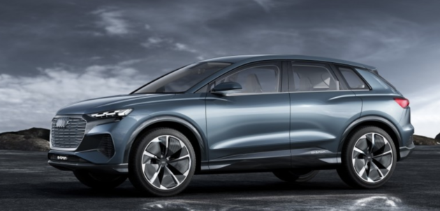 Audi_Q4 e-tron concept