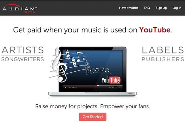 Audiam: nieuwe manier voor muzikanten om geld te verdienen met YouTube