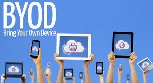 Automatisering in het onderwijs BYOD (Bring Your Own Device)