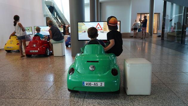 Autostadt_Kinderen