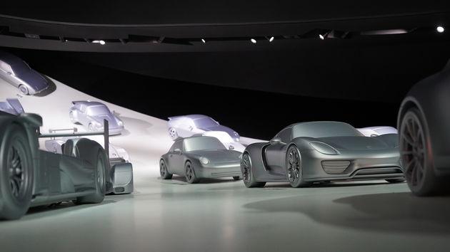 Autostadt_Wolfsburg_Porsches