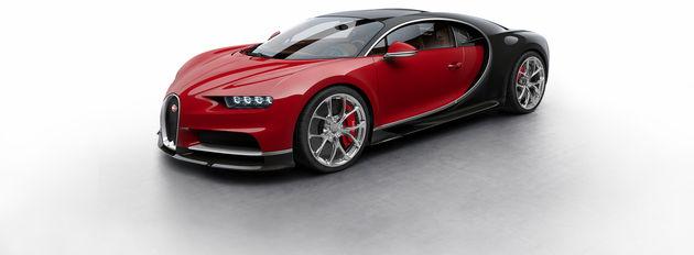 Bugatti Chiron B2