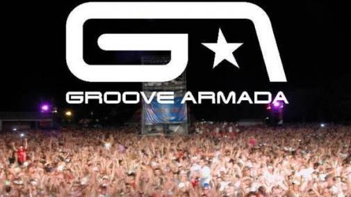 Bacardi tekent Groove Armada !!