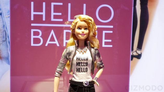 barbie-stemherkenning
