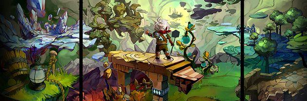 Bastion: Handgeschilderde RPG-pracht van Command & Conquer-ontwikkelaars