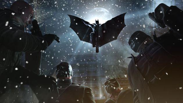 Batman: Arkham Origins mag één keertje afkijken