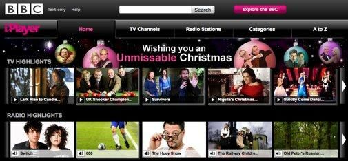 BBC lanceert Bèta nieuwe iPlayer