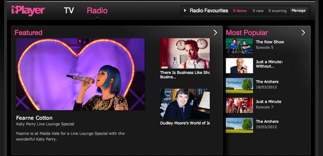 BBC's iPlayer nu beschikbaar op de Xbox 360