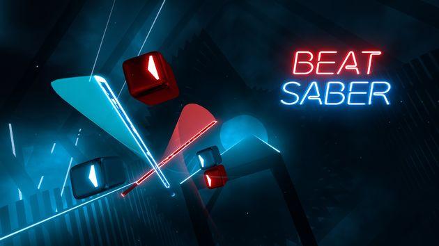 Beat Saber Key Art 1
