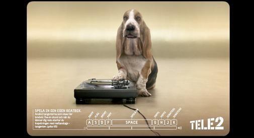 Beatboxen met Tele2