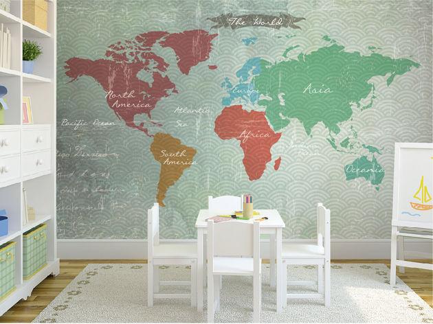 behang-wereld