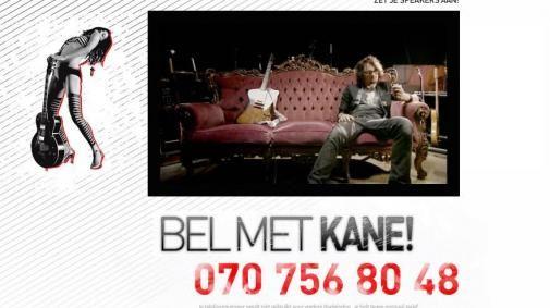 Bel met Kane