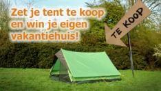 Belvilla vakantiehuizen lokt Nederlanders uit hun tent