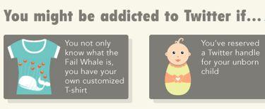 Ben jij verslaafd aan Twitter? [Infographic]