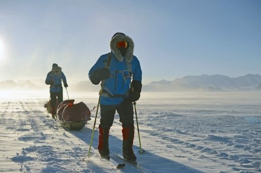 Ben Saunders on Scott Expedition in Antarctica (12)