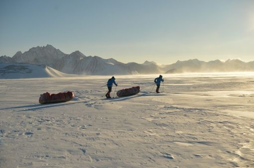 Ben Saunders on Scott Expedition in Antarctica (8)