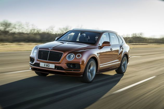 Bentayga Speed 3