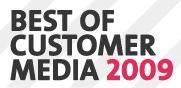 Best of Customer Media 2009