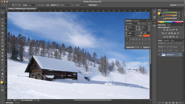 Bètaversie Adobe Photoshop CS6 beschikbaar