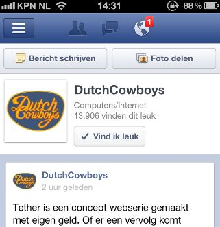 Betere Facebook integratie in iOS6