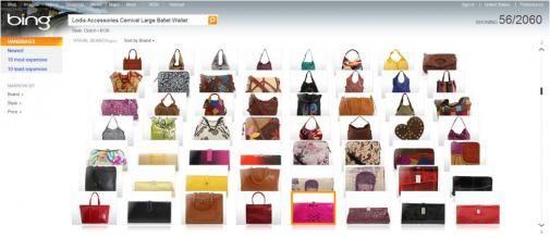Bing komt met Visual Search