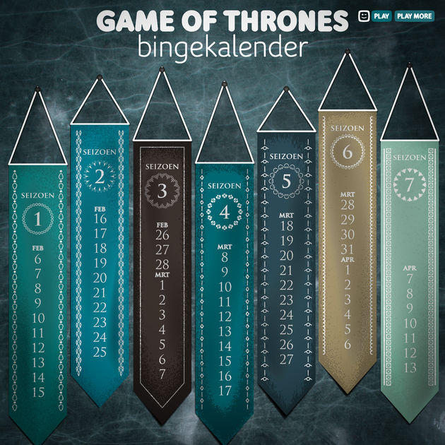 Bingekalender-game-of-thrones