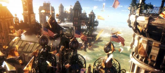 Bioshock Infinite: het échte vervolg op Bioshock gaat de lucht in