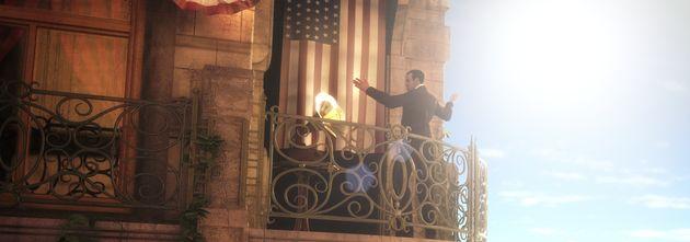 Bioshock Infinite op Gamescom: wij zijn in de wolken