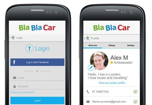 BlaBlaCar ontvangt investering van 100 miljoen dollar