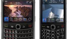 Blackberry staat voor het eerst in de top 5
