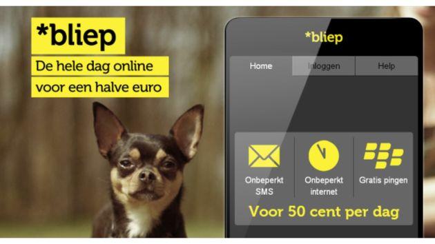 *bliep: nieuwe mobiele provider door jongeren