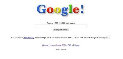Blik op het verleden met Google
