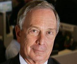 Bloomberg heeft 650 miljoen dollar eigen geld in de stad New York gestoken