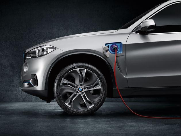 BMW introduceert BMW Concept X5 eDrive