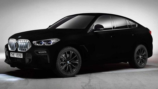 bmw-x6-in-vantablack