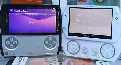 Boem: de Playstation Phone in vol ornaat