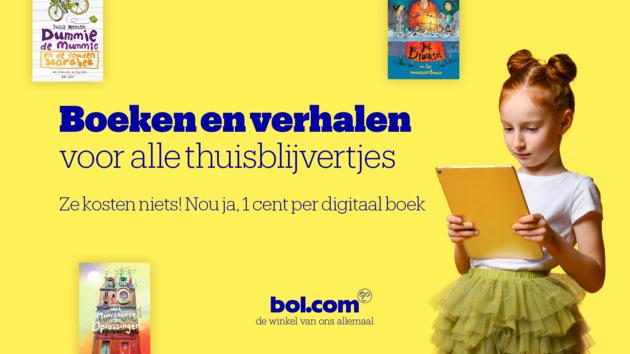 Bol.com - Kinder e-boeken