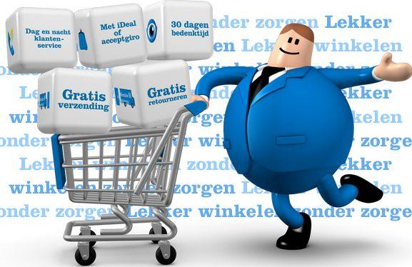 Bol.com loopt vooruit op groeiversnelling online shoppen