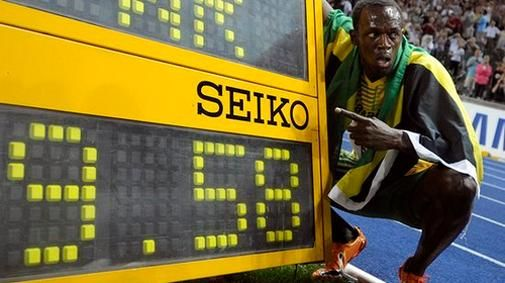 Bolt is goud waard voor Puma