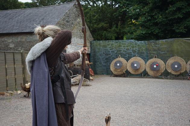 Boogschieten_Game_Of_Thrones_Winterfell