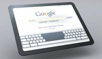 Brengt Google volgende maand zijn eerste tablet uit?