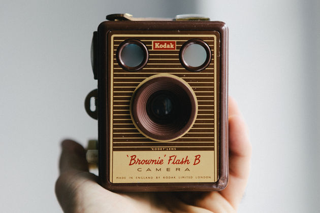 brownie kodak