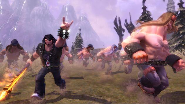 Brütal Legend is de beste roadie die een PC-gamer zich maar kan wensen