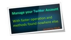Buzzom Twitter tool voor onderhoud