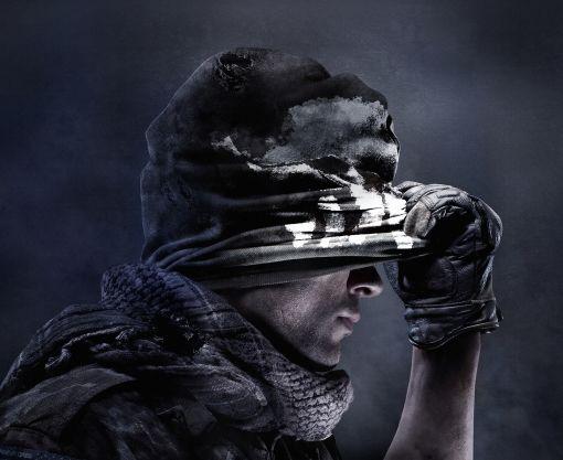 Call of Duty Ghosts Key Art