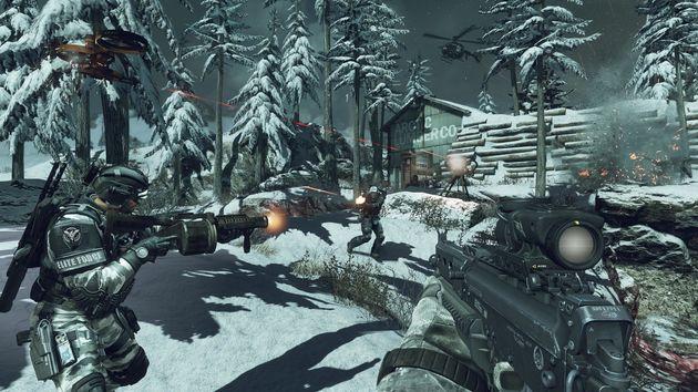 Call of Duty: Ghosts: veel nieuws en veel hetzelfde