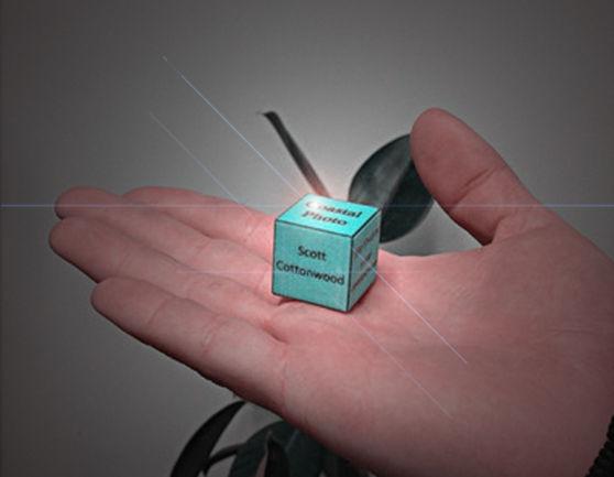 CallingCube: 3D geprinte visitekaartjes voor je nieuwe contacten