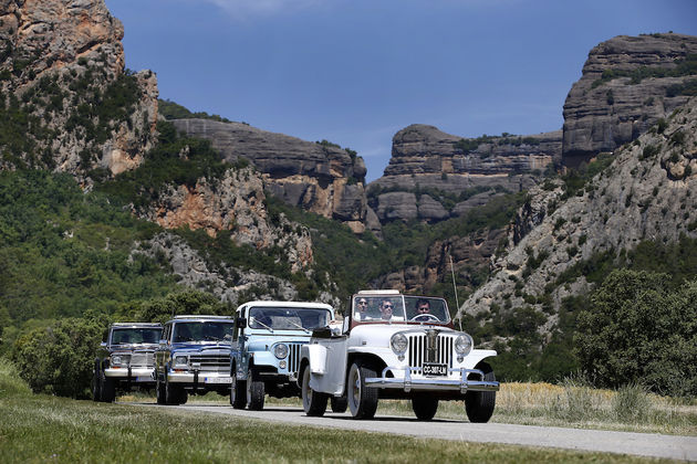 Camp Jeep_Historical vehicles_Jeepster