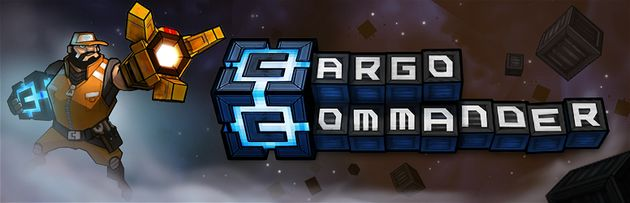 Cargo Commander: Spacey indie game!