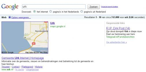 Case Urk: ethiek en Google Adwords